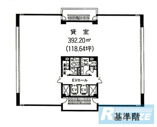 台東区上野の賃貸オフィス・貸事務所 上野駅前第一生命ビル