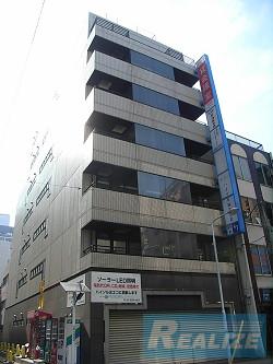 台東区上野の賃貸オフィス・貸事務所 広小路ビル
