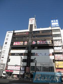 台東区上野の賃貸オフィス・貸事務所 プラザUビル