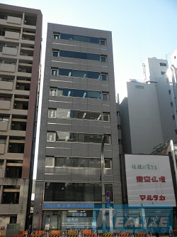 台東区東上野の賃貸オフィス・貸事務所 本池田ビル