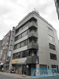 台東区東上野の賃貸オフィス・貸事務所 芳屋ビル