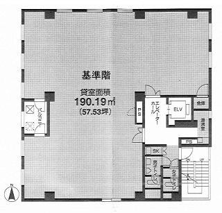 台東区台東の賃貸オフィス・貸事務所 津田ビル