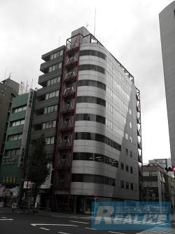 台東区浅草橋の賃貸オフィス・貸事務所 アダックスビル