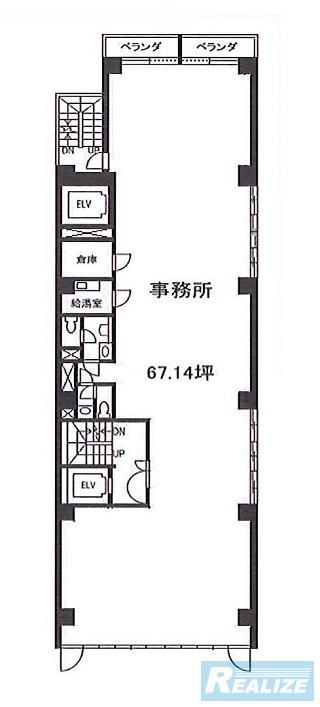 台東区三筋の賃貸オフィス・貸事務所 グラステージビル