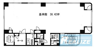 台東区元浅草の賃貸オフィス・貸事務所 Uビル