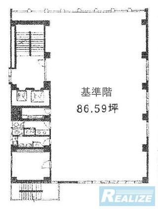 台東区寿の賃貸オフィス・貸事務所 No.R浅草田原町