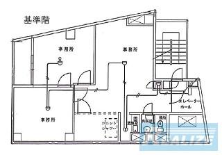 台東区浅草の賃貸オフィス・貸事務所 テラ21ビル