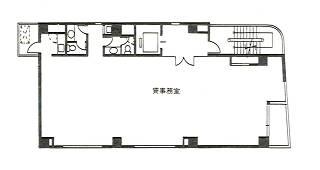 渋谷区幡ヶ谷の賃貸オフィス・貸事務所 朝日生命幡ヶ谷ビル