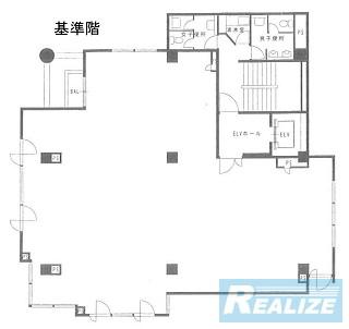 渋谷区幡ヶ谷の賃貸オフィス・貸事務所 ワコーレ幡ヶ谷ビル