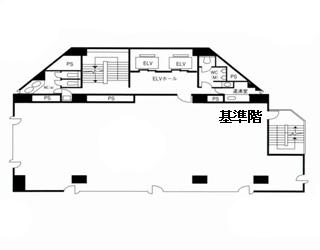 渋谷区幡ヶ谷の賃貸オフィス・貸事務所 ユニゾ幡ヶ谷二丁目ビル