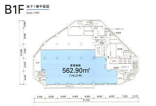 渋谷区元代々木町の賃貸オフィス・貸事務所 グラスシティ元代々木