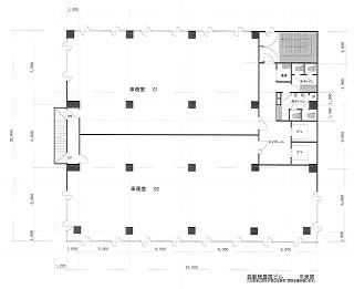 渋谷区初台の賃貸オフィス・貸事務所 西新宿豊国ビル