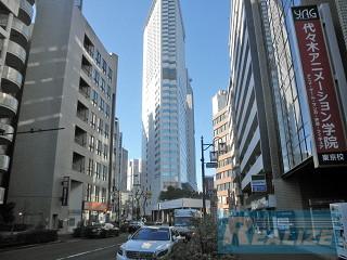 渋谷区代々木の賃貸オフィス・貸事務所 代々木センタービル