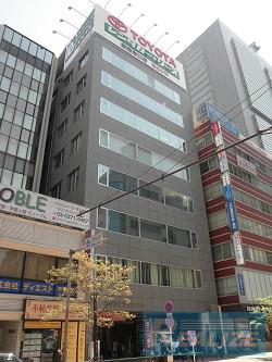 渋谷区代々木の賃貸オフィス・貸事務所 東京南新宿ビル