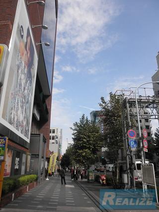渋谷区神宮前の賃貸オフィス・貸事務所 神宮前メディアスクエアビル