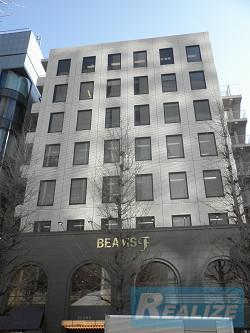 渋谷区神宮前の賃貸オフィス・貸事務所 エスラ原宿ビル