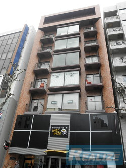 渋谷区神宮前の賃貸オフィス・貸事務所 明治ビル