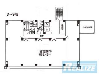 渋谷区渋谷の賃貸オフィス・貸事務所 渋谷第一生命ビル