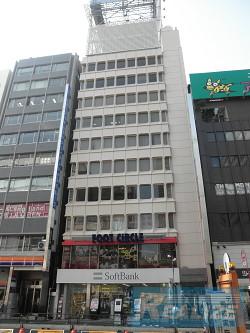 渋谷区渋谷の賃貸オフィス・貸事務所 渋谷百瀬ビル