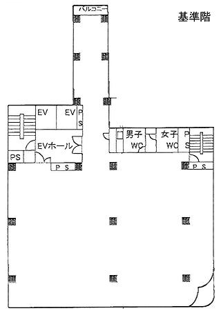 渋谷区渋谷の賃貸オフィス・貸事務所 山田青山ビル