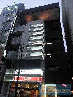 渋谷区宇田川町の賃貸オフィス・貸事務所 いちごフィエスタ渋谷