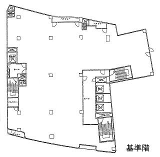 渋谷区宇田川町の賃貸オフィス・貸事務所 ちとせ会館
