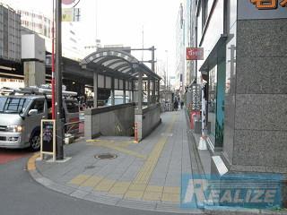 渋谷区南平台町の賃貸オフィス・貸事務所 日交渋谷南平台ビル