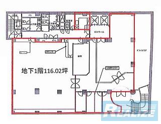 渋谷区桜丘町の賃貸オフィス・貸事務所 ビアンクォード