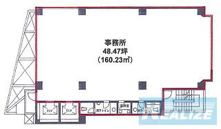 渋谷区東の賃貸オフィス・貸事務所 SHIBUYA  EAST BLDG.
