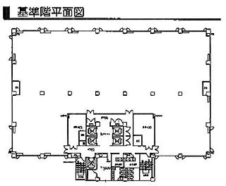 渋谷区東の賃貸オフィス・貸事務所 エフニッセイ恵比寿ビル