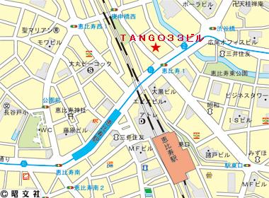 渋谷区東の賃貸オフィス・貸事務所 LUCID SQUARE EBISU