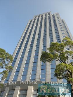 渋谷区広尾の賃貸オフィス・貸事務所 恵比寿プライムスクエアタワー