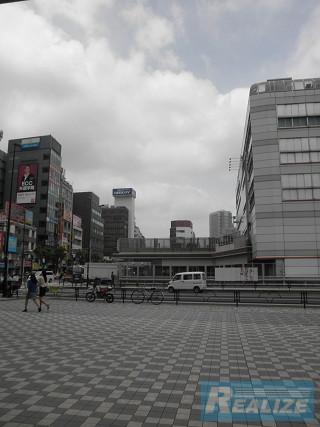 品川区上大崎の賃貸オフィス・貸事務所 JR東急目黒ビル