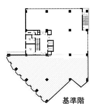 品川区東五反田の賃貸オフィス・貸事務所 いちご五反田ビル