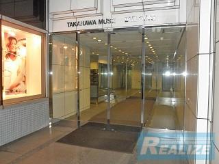 品川区東五反田の賃貸オフィス・貸事務所 高輪ミューズビル