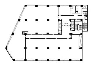 品川区西五反田の賃貸オフィス・貸事務所 五反田第一生命ビル
