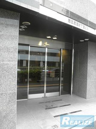 品川区西五反田の賃貸オフィス・貸事務所 西五反田8丁目ビル