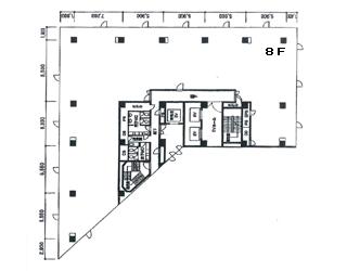 品川区北品川の賃貸オフィス・貸事務所 Daiwa品川North