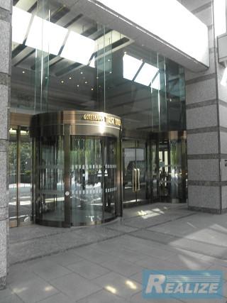 品川区北品川の賃貸オフィス・貸事務所 御殿山トラストタワー