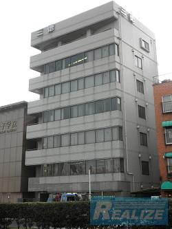 品川区北品川の賃貸オフィス・貸事務所 三徳ビル