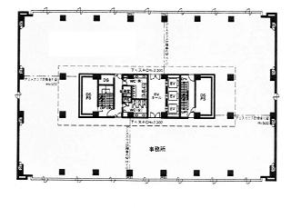 品川区南大井の賃貸オフィス・貸事務所 イーストスクエア大森ビル
