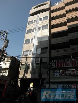 品川区東大井の賃貸オフィス・貸事務所 クレストワンビル