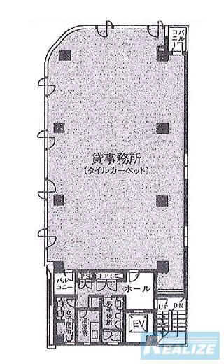 墨田区吾妻橋の賃貸オフィス・貸事務所 吾妻橋アドバンスビル