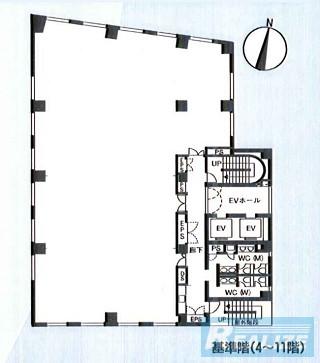 墨田区両国の賃貸オフィス・貸事務所 JEI両国ビル
