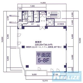 墨田区横川の賃貸オフィス・貸事務所 SG錦糸町ビル