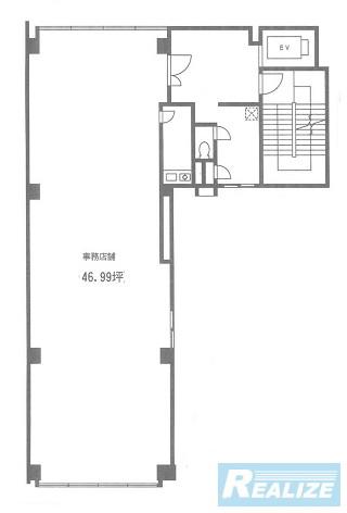 江東区亀戸の賃貸オフィス・貸事務所 岡安ビル