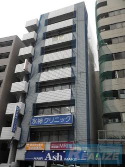 江東区亀戸の賃貸オフィス・貸事務所 亀戸メディカルビル