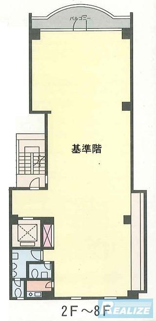 江東区亀戸の賃貸オフィス・貸事務所 くらまえ三洋ビル