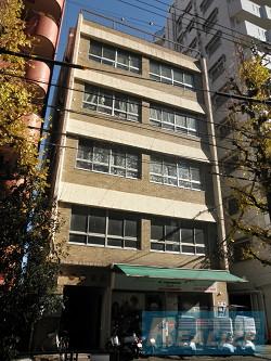 文京区本駒込の賃貸オフィス・貸事務所 霜越ビル