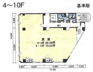 文京区本郷の賃貸オフィス・貸事務所 ユニゾ本郷四丁目ビル